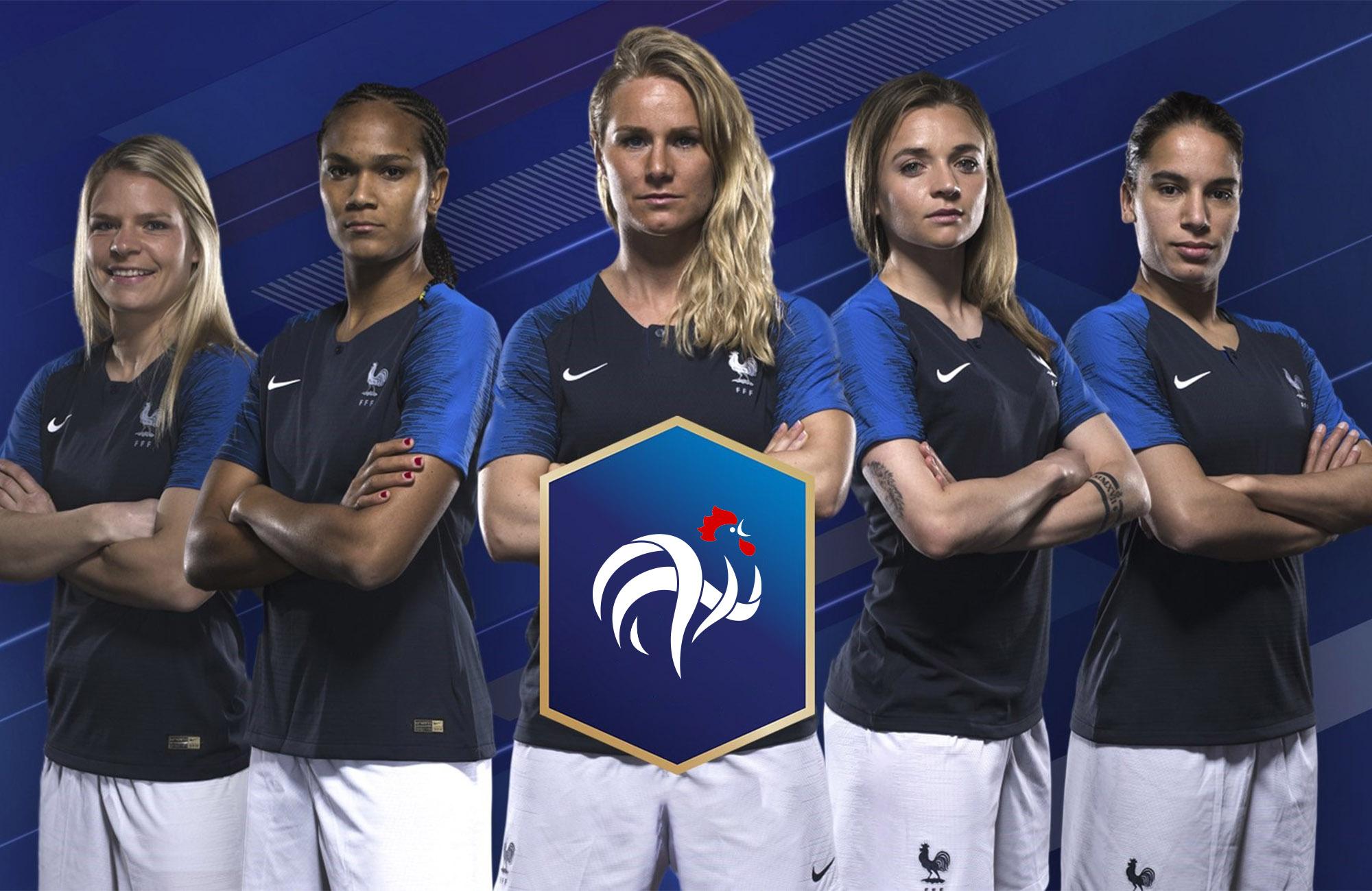 image d'illustration de l'article Soirée Coupe du monde féminine FOOT