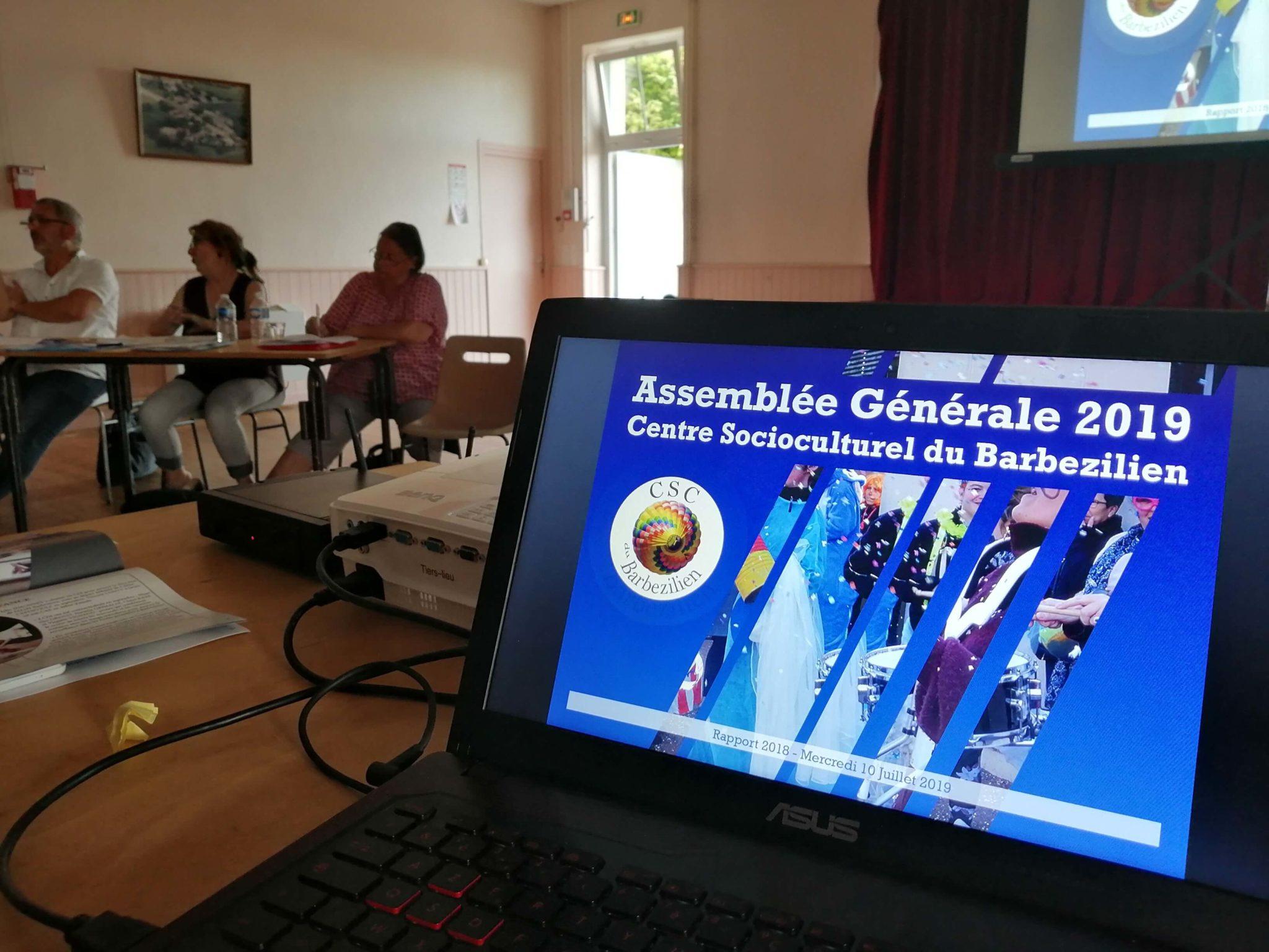 image d'illustration de l'article Assemblée générale du CSC à Berneuil