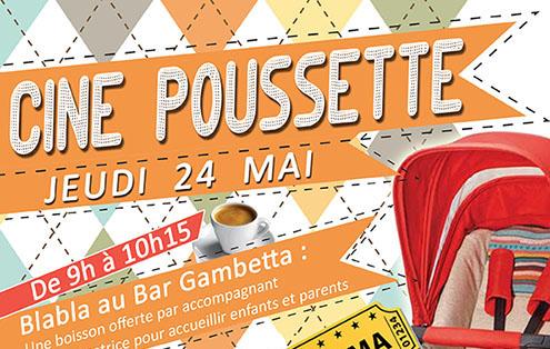 image d'illustration de l'article Ciné Poussettes – Mai 2018