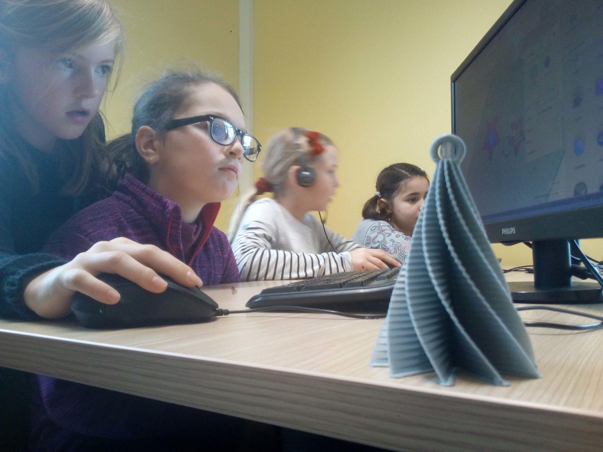 image d'illustration de l'article Atelier «imprimante 3D» avec le centre de loisirs
