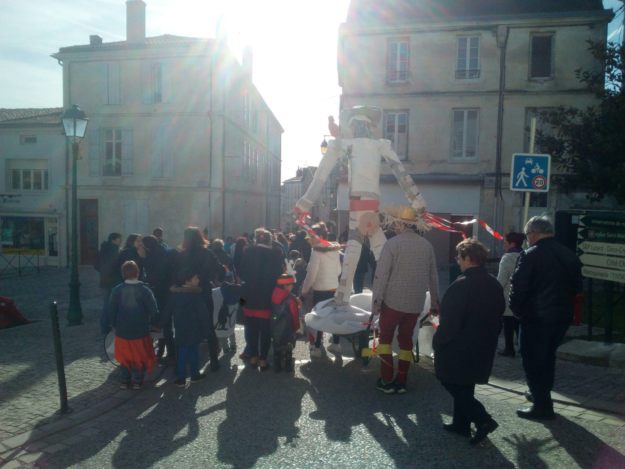 image d'illustration de l'article Carnaval à Barbezieux