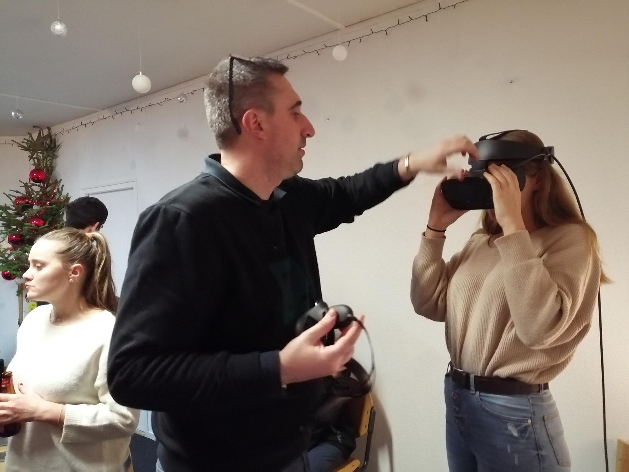 image d'illustration de l'article Afterworks : soirée VR 2019