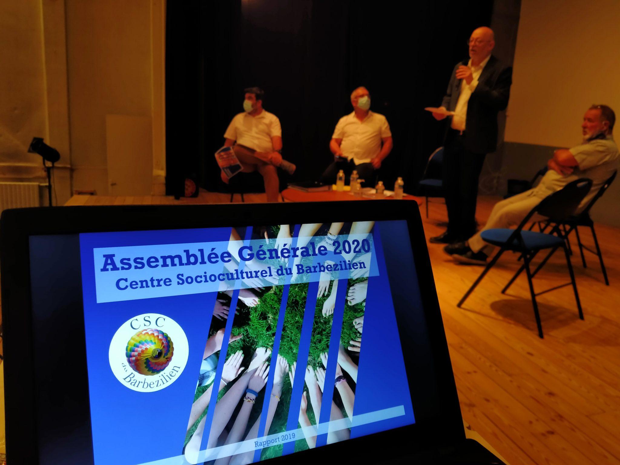 image d'illustration de l'article Assemblée Générale du CSC à Baignes